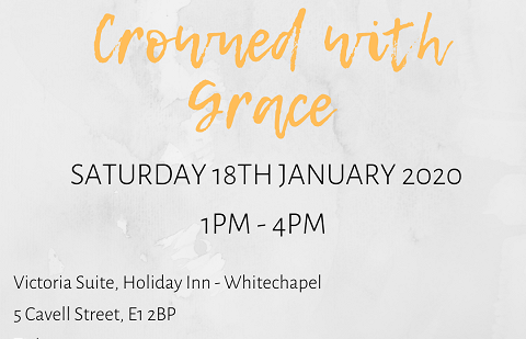 Crowned with Grace - Bee Crowned's first event!!
